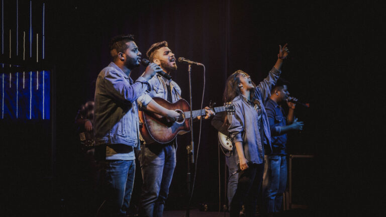Best Christian Band New Life City India