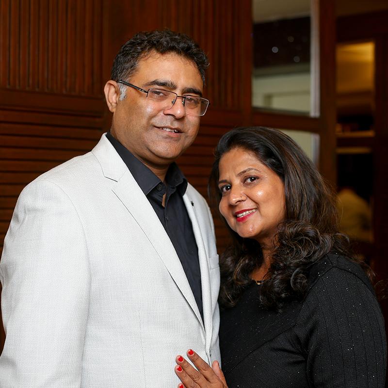 Pastor Randeep and Pastor Anushree