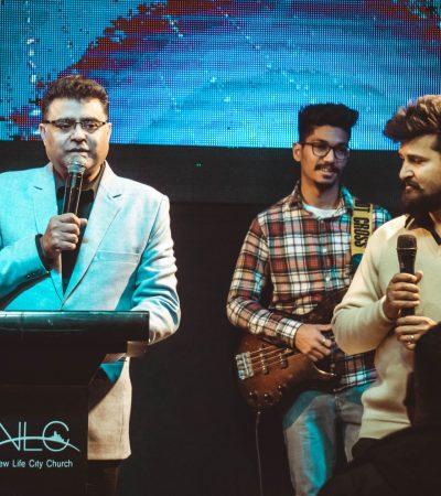 Pastor Randeep Mathews